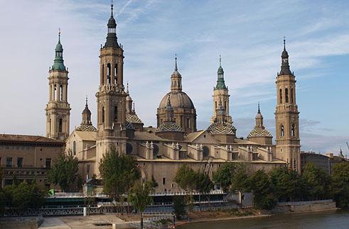 Basílica de Nuestra Señora del Pilar. Zaragoza.